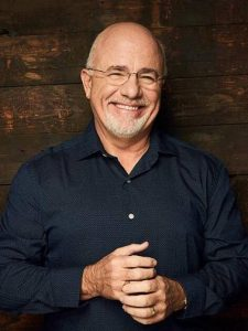 A portrait of a smiling Dave Ramsey
